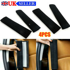 4x Car Seat Belt Pads Harness Safety Shoulder Strap Back Pack Cushion Covers New