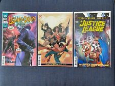 Justice League (Vol 4, 2018-2020) Back issues: 13, 29-34, 44-47