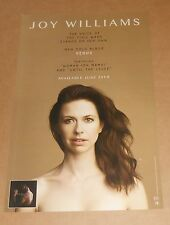 Joy Williams Venus Poster Original 2001 Promo 11x17