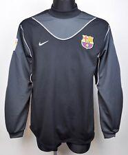 007091b56 FC BARCELONA Goalkeeper LA LIGA Badge NIKE Men s Medium Adult Jersey Shirt  LFP M