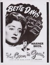 "Bette Davis, John Dall in ""The Corn Is Green"" 1945 Vintage Publicity Photo"