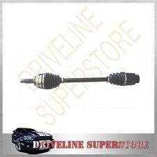 TWO SUBARU LIBERTY B4 FRONT CV JOINT DRIVE SHAFT Reconditioned year 2000-05/2003
