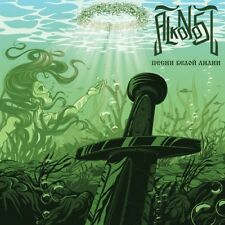 """Alkonost """"Pesi Beloy Lilii"""" CD [FEMALE FRONTED PAGAN FOLK METAL FROM RUSSIA]"""
