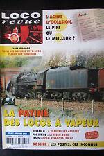 MODELISME FERROVIAIRE TRAIN MAGAZINE LOCO REVUE N° 667 de 2003