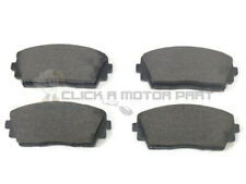 FRONT BRAKE PADS SET OF 4 NEW FOR KIA PICANTO MK2 1.0 & 1.3 2011-2016