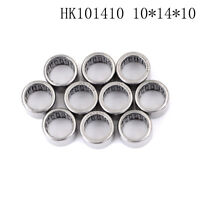 10pcs HK1010 10x14x10mm Double Way Needle Bearing ßß