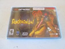 Pandemonium (Nokia N-Gage, 2003). Brand New & Factory Sealed.