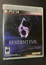 Resident Evil 6 (PS3) USED