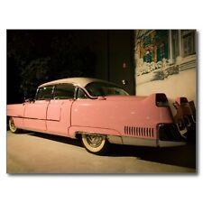Postkarte cm Elvis Presley Tennessee Pink Ca / (B301)