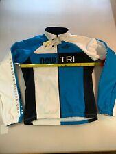 Mt Borah Tri Team Thermal Cycling Jacket Small S (6570-15)