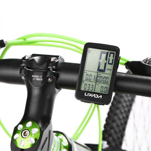 Contachilometri Bici Senza Fili, Computer Di Bicicletta USB Ricaricabile M5J5