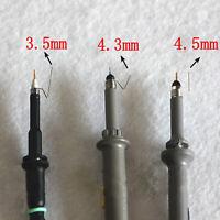 Für Tektronix 5pcs 3.5mm/4.3mm/4.5mm Ground Spring Oszilloskop Sonde Ersatzteil