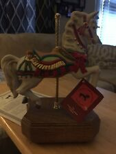 The Great American Carousel Horse by Tobin Fraley Ltd. Ed. 160/4700 Music Box