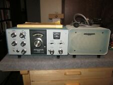 Heathkit Transceiver HW-101 with SB-600 Speaker/HB-23B Power Supply