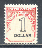 US Stamp (L265) Scott# J100, Mint NH OG, Nice Postage Due