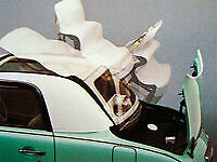 Nissan Figaro Convertible Roof Replacement Kit Complete!! Very Easy To change