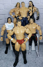 Wrestling Action Figures JAKKS Pacific LOT 6 TRIPLE H Undertaker John Cena MORE