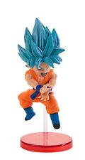 Dragon Ball Z Battle of Saiyans Vol. 3 SSJ God SS Goku WCF PVC Figure