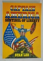 Captain America Sentinel of Liberty TPB SC Fireside Book 8.0 VF (1979)