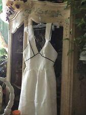 H&M Dress White Size 4