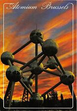 BR4065 Atomium Brussels   belgium