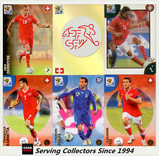 2010 Panini South Africa World Cup Soccer Cards Team Set Helvetia (6)