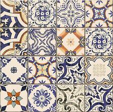 Sample Only Mediterranean Melange Multi Design Wall and Floor Tiles