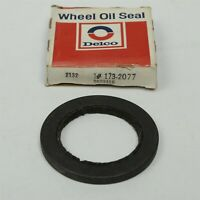 Vintage Oil Seal GM OEM 2620356 Delco 173-2077 National 7107-A Unknown Fitment