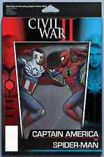 CIVIL WAR II AMAZING SPIDERMAN 1 JT CHRISTOPHER ACTION FIGURE VARIANT