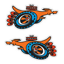 XY SUPER ROO DECAL SET (1 right hand 1 left hand)