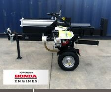 HONDA GX200 30 Ton LOG SPLITTER Hydraulic Powered WOOD SPLITTER Great Buy $1599