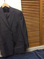 """VAN KOLLEM MENS CLOTHING WINTER TWO PIECES  REGULAR FIT SUIT SIZE 38/32"""" EUR 48"""""""