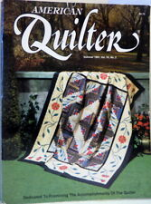 American Quilter Magazine Summer 1991