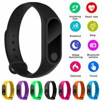 Waterproof Bluetooth Sport Smart Watch Wristband Fitness Tracker for Android IOS