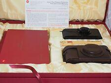 LEICA 0 Series Oskar Barnack Limited Edition camera w/Anastigmat 50/3.5 lens.