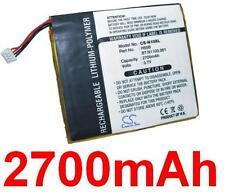 Batería 2700mAh tipo H50B SX042 BT.N1103.001 Para Acer N10