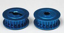 Traxxas 4895X Aluminum Pulleys 20 Groove Blue Nitro 4-Tec