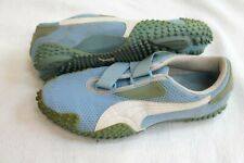 Puma Mostro Perf Ext Womens BABY BLUE FASHION SNEAKERS SHOES