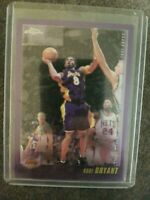 Kobe Bryant 2000-2001 Topps Chrome #107 Los Angeles Lakers