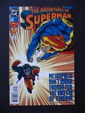 Adventures of Superman #506, 507, 508, 509  Lot of 4 NM 1993  DC Comics