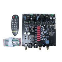 AK4497EQ DAC Dual-chip Decode support DOP DSD 384K & Led Screen & Remote Control
