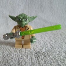 !! Genuine New Lego Star Wars Minifig Jedi Master Yoda From Set 75002 AT-RT !!