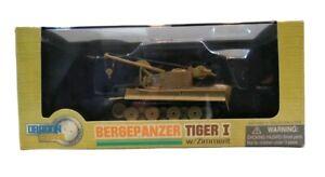 Tank Bergepanzer Tiger I W/ Zimmerit 1944, # 60039 Dragon Armor 1:72 Mint In Box