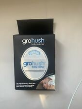 Gro Hush Baby Calmer - Travel Handheld White Noise Machine - Used Once - RRP £35
