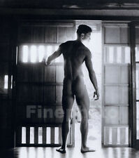 1960's Vintage MALE NUDE Japan Butt Muscle Physique Photo Art 11x14 TAMOTSU YATO