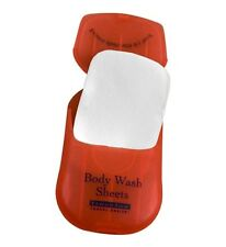 Travelon Travel Body Wash Sheets, Pack of 50 (02095)
