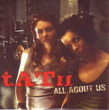 ★☆★ CD SINGLE T.A.T.U. Not gonna get us MEXICO Promo 5-track CARD SLEEVE RARE★☆★