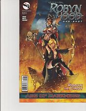 Robyn Hood Age of Darkness One Shot Cover C Zenescope Comic GFT NM Valentino