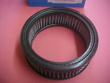 """Harley S&S Tear Drop Style Cover 2"""" Cleanable Gauze Air Filter NEW KN& & N K"""