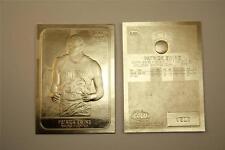 PATRICK EWING 1986-87 Fleer ROOKIE 23KT Gold Card NM-MT Serial Numbered * BOGO *